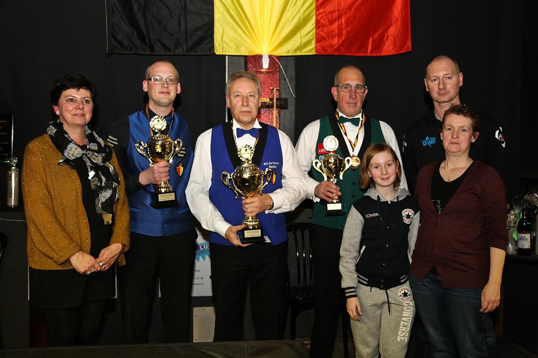Walter Bax Kampioen van België 2016